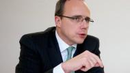 Will schnelle Gesetzesänderungen: Peter Beuth