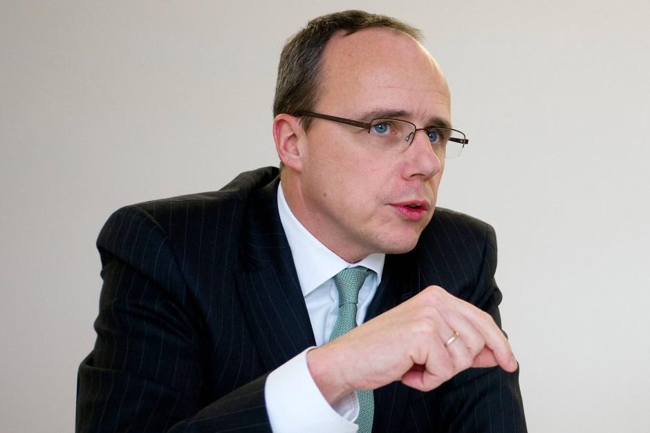Hessischer Innenminister