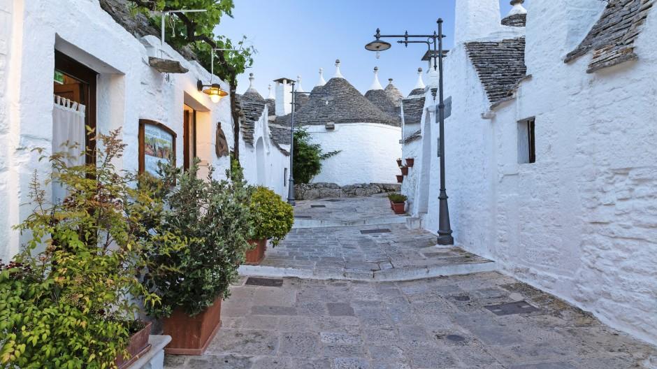In Apulien locken italienische Lebensart und bezahlbare Immobilien.