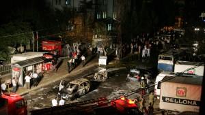 PKK bestreitet Verantwortung für Autobombenanschlag