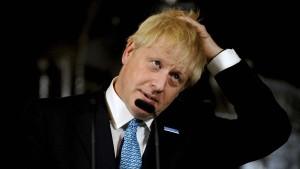 Rückschlag für Johnson – Mehrheit im Parlament schmilzt