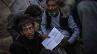 Obwohl sie einen Anspruch auf ein deutsches Visum haben, warten mehr als 4000 Afghanen derzeit noch auf die Einreiseerlaubnis..