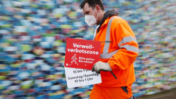 """Eilantrag gegen Düsseldorfer """"Verweilverbot"""" eingereicht"""