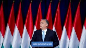 Orbán fordert Neuordnung der europäischen Migrationspolitik