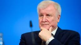 """Seehofer verbietet rechtsextreme Gruppe """"Combat 18 Deutschland"""""""