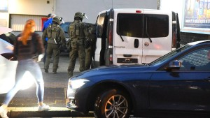 Polizei geht gegen Kriminelle in elf Städten vor