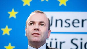 """Weber kritisiert Schröders Lobbyisten-Rolle als """"sehr speziell"""""""