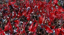 Opposition könnte Erdogan in Stichwahl zwingen