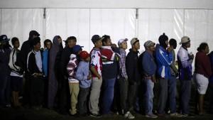 Mittelamerikanische Staaten wollen Organisatoren bestrafen