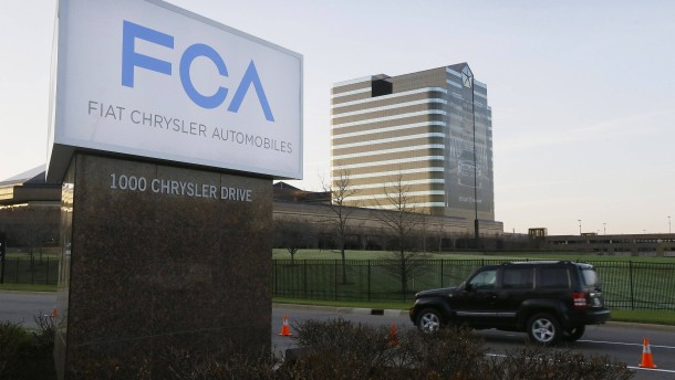 Fiat Chrysler zahlt offenbar 700 Millionen Dollar