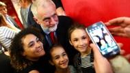 Plötzlich populär: Jeremy Corbin ist der heimliche Sieger der britischen Parlamentswahl