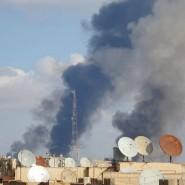 Bei den Angriffen auf Raqqa sollen mindestens 95 Menschen getötet worden sein.