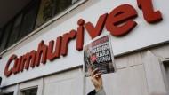 Türkische Zeitung Cumhuriyet erhält Alternativen Nobelpreis