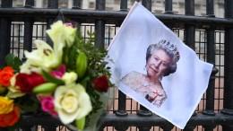Elisabeth II. feiert ohne Prinz Harry