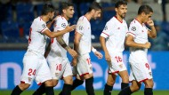 Neapel und Sevilla siegen in Playoff-Hinspielen