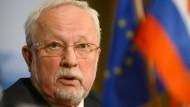 Bund für Wechsel an der Spitze des Petersburger Dialogs