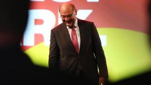 Schulz: Dann bist du erst einmal down