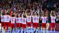 Polen darf aufs Halbfinale hoffen
