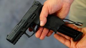 Polizei reklamiert 1337 Pistolen von Heckler & Koch