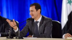 Assad fordert gemeinsamen Kampf gegen IS