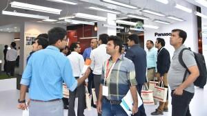 Messe in Indien auf Wachstumskurs