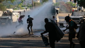 """Guaidó forderte """"größte Demo in der Geschichte"""""""