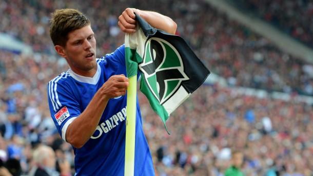 Schalke nur halb zufrieden