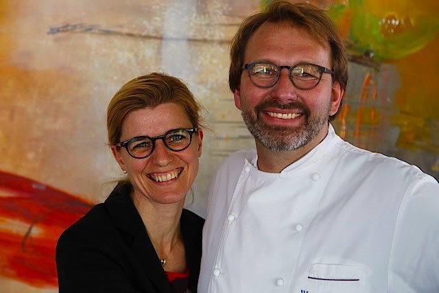 Standartenträger der Hochküche an der Mosel: Daniela und Alexander Oos
