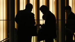 Nur jeder vierte Manager denkt regelmäßig über Moral nach