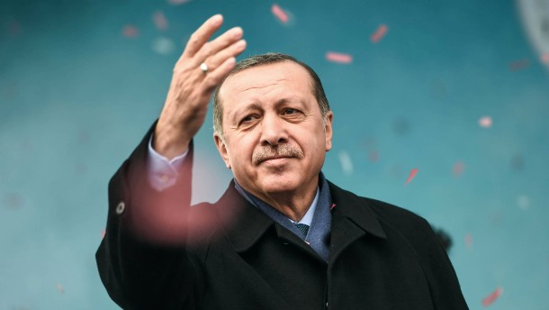 Erdogans lange Fäden