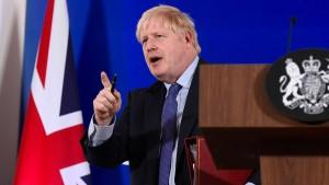 Noch viel Überzeugungsarbeit für Boris Johnson