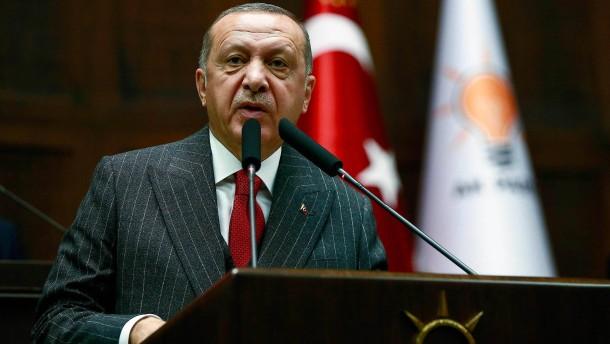 Erdogan, der Anti-Demokrat