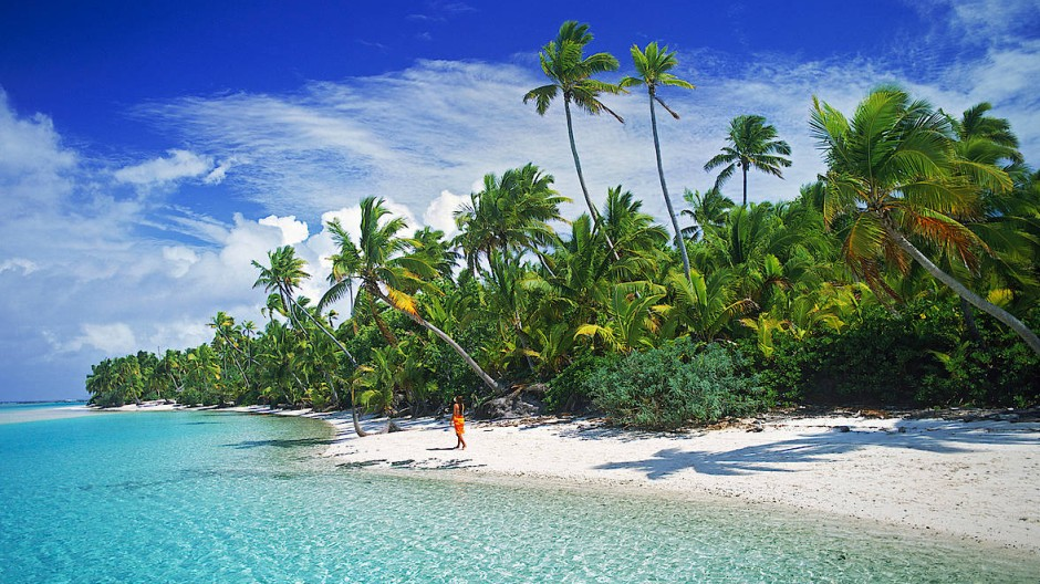 Eine typische Steueroase? Die Cook-Inseln im Südpazifik.