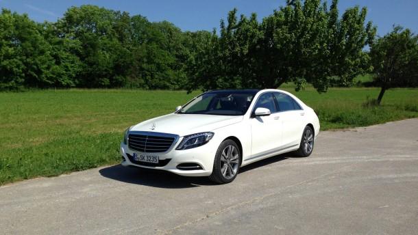 Mercedes-Benz legt die S-Klasse still