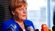 """Merkel: Habe der """"Ehe für alle"""" nicht zugestimmt"""