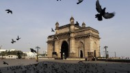 Das Gateway of India in Mumbai