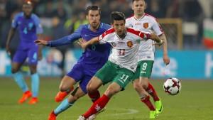 Portugal souverän, Holland verliert