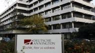 Künftig börsentäglich neu bewertet: Zentrale des Deutschen Annington
