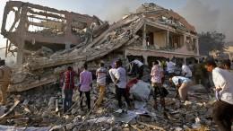 Zahl der Toten nach Anschlag steigt weiter