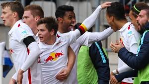 Leipzig übernimmt die Tabellenführung