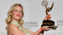 Anna Schudt gewinnt International Emmy Award