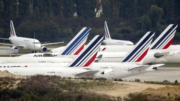 Air France knickt vor Piloten ein