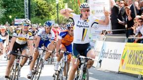 Rund um den Finanzplatz Frankfurt - Radrennen in und um Frankfurt