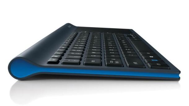 Touchpad und Tastatur in einem