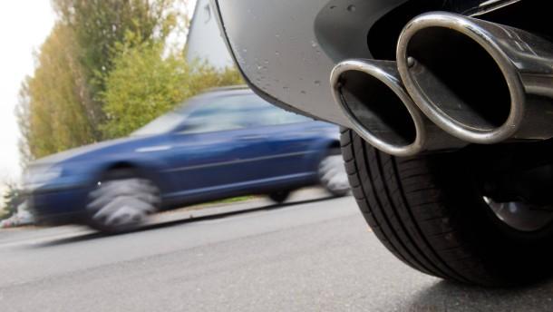 Diesel-Fahrer sind die falsche Adresse
