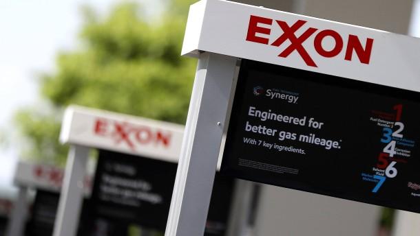 Ölriese Exxon wegen Falschangaben zum Klimawandel verklagt
