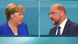 Union verliert, SPD gewinnt nicht