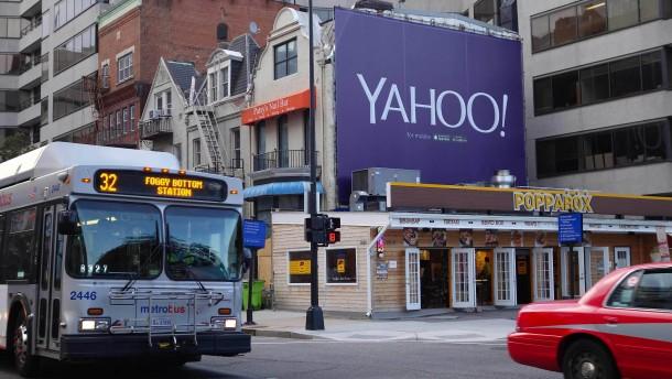 Verizon soll Yahoo-Kerngeschäft kaufen