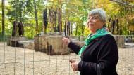 """Das zieht richtig in der Magengegend"": Heidemarie Schmitt ist erschüttert über den Verlust."