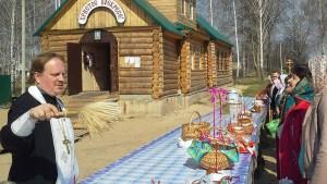 Russische Ostern mit ukrainischem Akzent